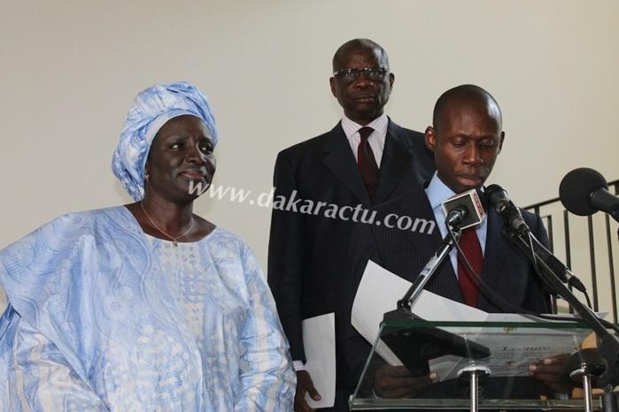 Voici la liste du nouveau gouvernement sénégalais