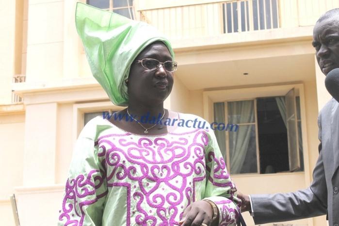 Mme Maïmouna N'doye Seck nommée ministre de l'Energie  : La vérité sur la nomination de l'ex Directrice de cabinet de Samuel Sarr