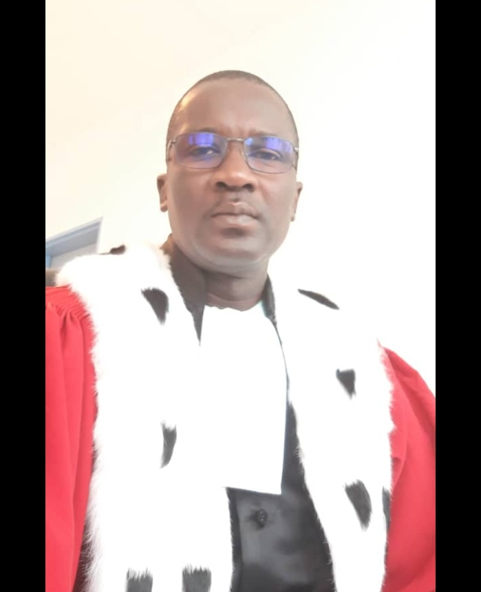 Justice : Le magistrat Ousmane Chimère Diouf élu président de l'UMS