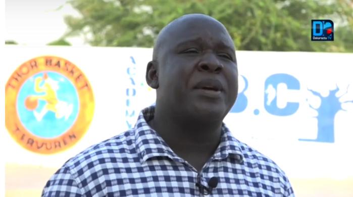 Basket / Pape Diop (Responsable Nianing BC) sur le tournoi de montée en D1 : « On ne sait pas si c'est avant ou après l'Afrobasket… »