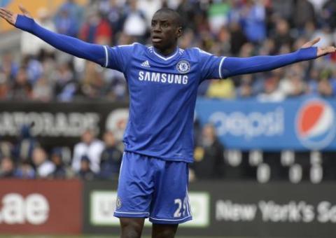 Chelsea : Samuel Eto'o chipe le numéro de Demba Ba
