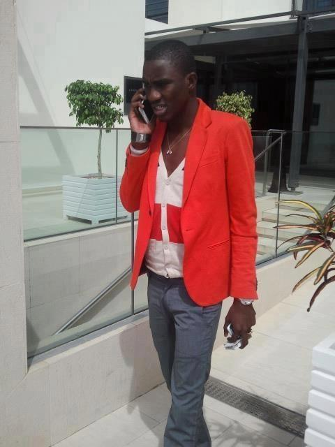 Le nouveau look de Wally Ballago Seck