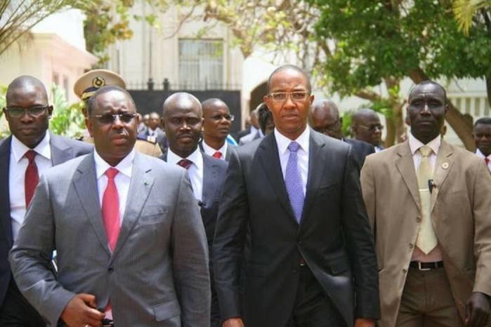 Le président Sall s'explique sur le départ d'Abdoul Mbaye : « vous savez un gouvernement fait ce qu'il peut mais il ne peut pas tout résoudre »
