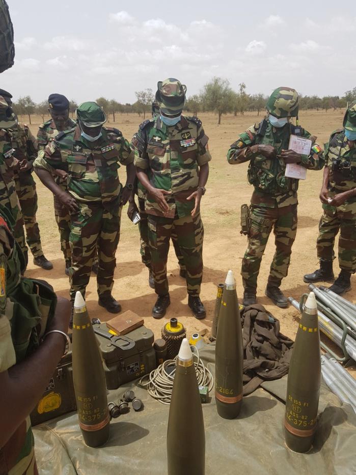 Sécurisation des espaces frontaliers : La Zone 4 de l'armée en opération dans la Falémé