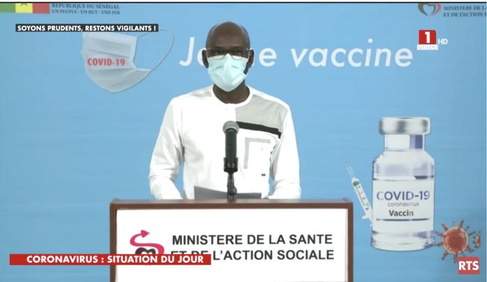 SÉNÉGAL : 288 nouveaux cas testés positifs au coronavirus, 405 nouveaux guéris, 17 nouveaux décès et 59 cas graves en réanimation.