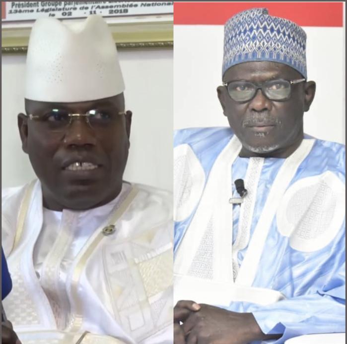 Sortie sur le Magal Touba : Serigne Cheikh Abdou Mbacké Bara Dolly recadre Moustapha Diakhaté.