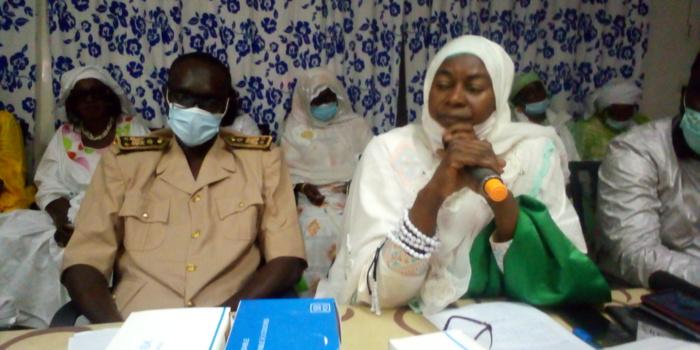 Adja Saïda Mousoukoro Mbaye (présidente réseau des femmes leaders sénégalo-gambiennes) à Kolda : « Nous avons fait une plaidoirie pour que les tracasseries policières et les check-point… »