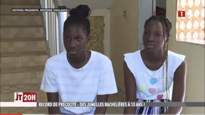 Lycée de Yeumbeul : Des jumelles décrochent le Bac scientifique à l'âge de 13 ans.