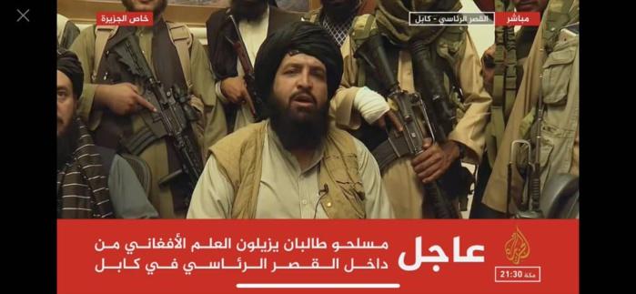 Afghanistan : les Taliban ont conquis le Palais, un ancien détenu de Guantanamo aux anges