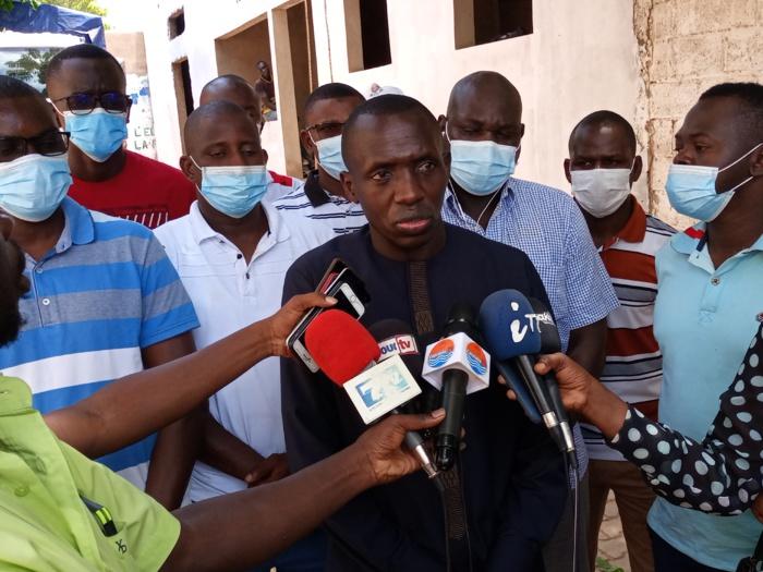 Prison de Mbour : le régisseur réceptionne finalement le lot de produits offert par le maire de Malicounda