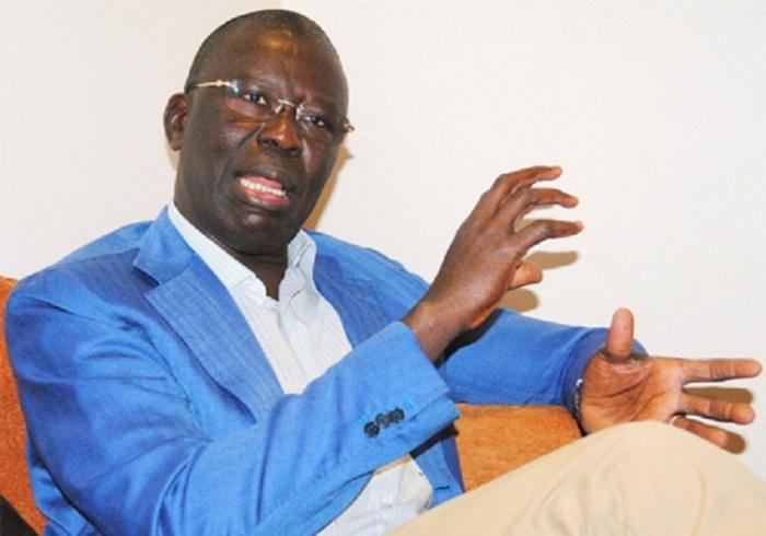 """Babacar Gaye, porte parole du PDS : """"Macky Sall encourage les anti-valeurs, lui qui parlait souvent de morale et d'éthique"""""""