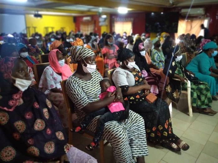 Kédougou / Locales 2022 : Mamadou L. Cissokho, candidat déclaré pour la présidence du Conseil départemental, fait une démonstration de force.