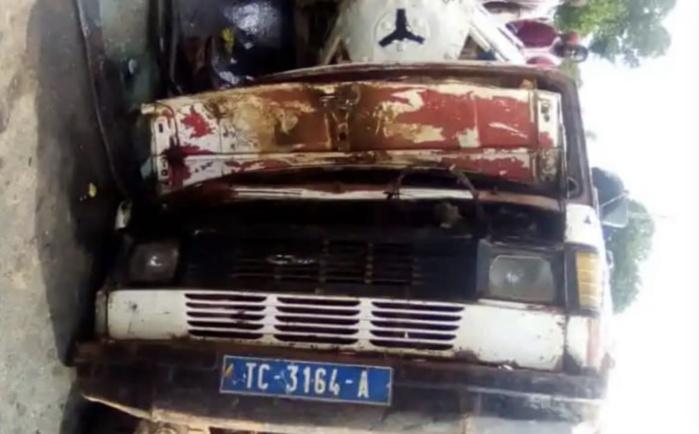 BIAROU : un véhicule se renverse et fait six blessés.