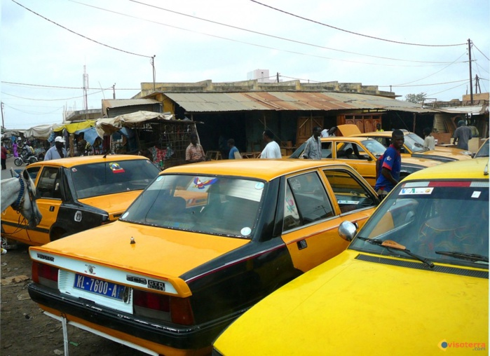Accident mortel à Kaolack : Les chauffeurs de taxi réclament justice.