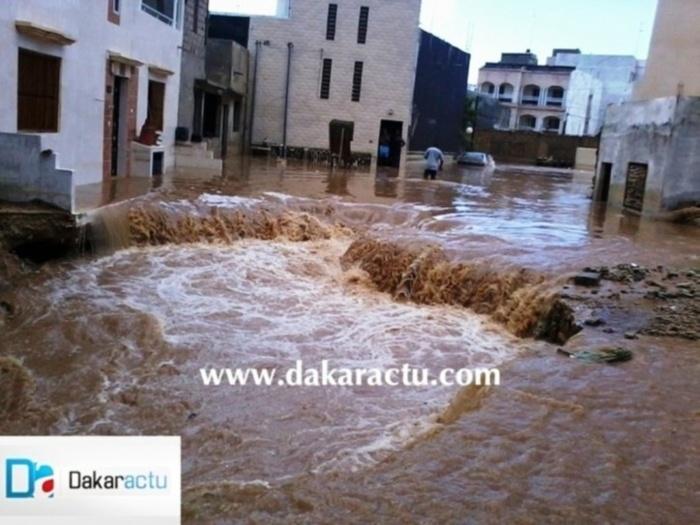 Inondations : Keur Massar manifeste ce matin