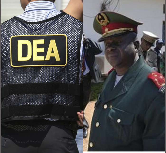Traque contre un ancien patron de l'armée bissau-guinéenne pour trafic de drogue : Comment Antonio Indjai s'est fait piéger par la DEA.