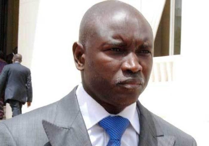Ministère de l'Energie : Aly N'gouille N'diaye passe le témoin, craque et laisse couler des larmes