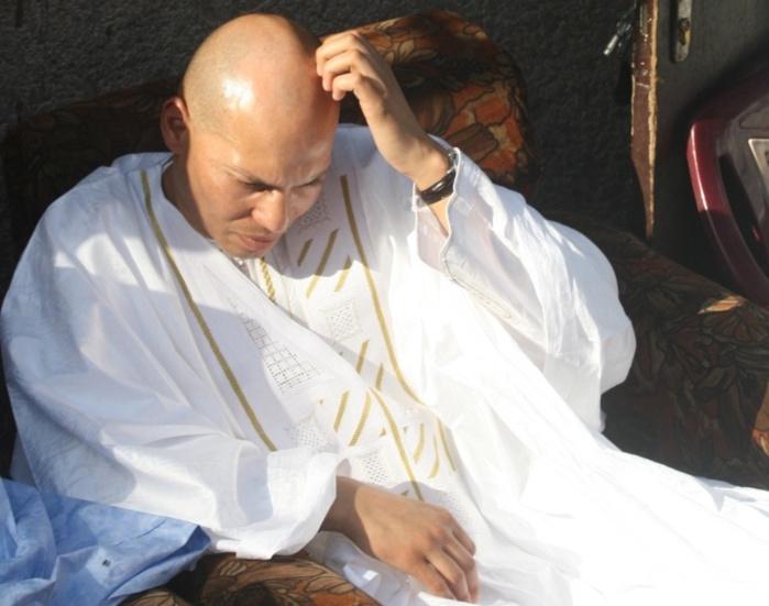Karim Wade est retourné à la Crei depuis ce matin à 10 heures