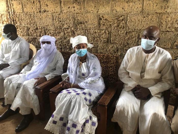 Accident mortel : Le ministre malien des transports et son homologue du Sénégal à Kaolack pour présenter leurs condoléances...