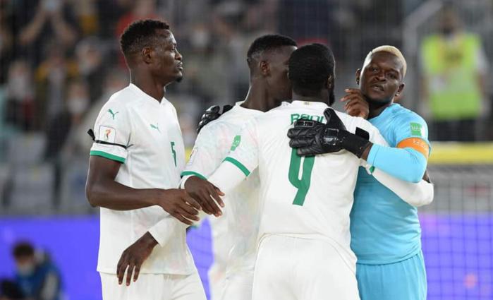 Mondial Beach Soccer 2021 : Déjà qualifié en quart, le Sénégal s'incline 3-2 contre Oman