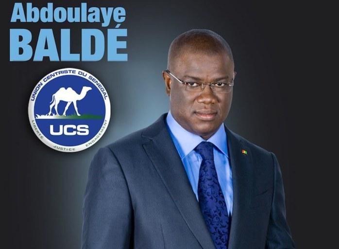Déclaration de presse de l'UCS suite à l'interdiction de sortie du territoire du Député Maire de Ziguinchor Abdoulaye BALDE