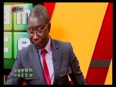 Faram Facce - Papa Ngagne Ndiaye reçoit Pape Samba Kane, Doudou Wade, A.Khadre Mbodji et Momar Samb -
