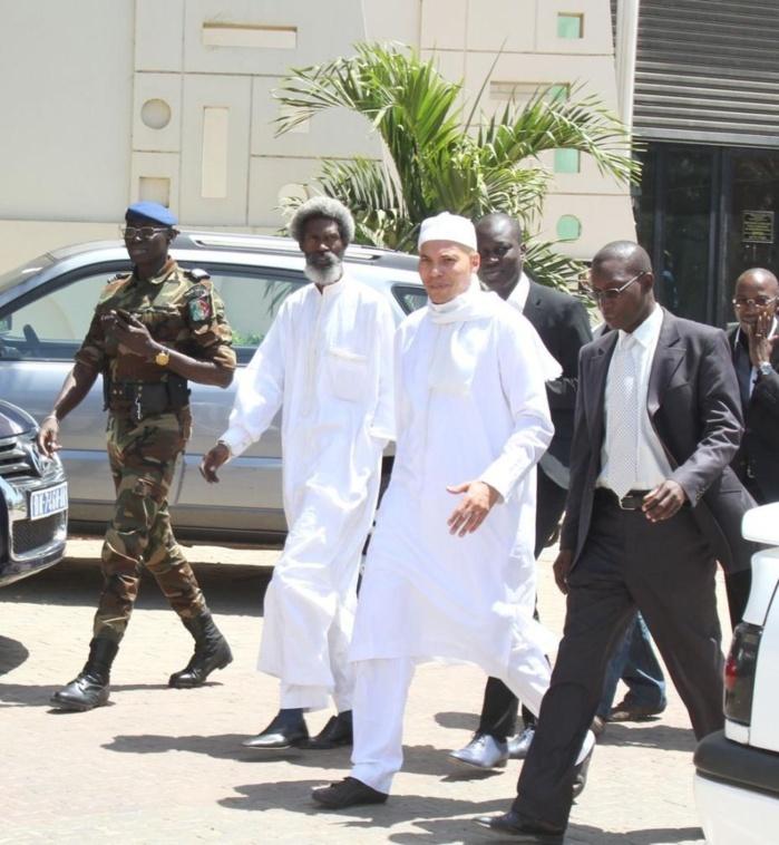 Nouvelle mise en demeure de Karim : Ses conseils fustigent et dénoncent le processus judiciaire