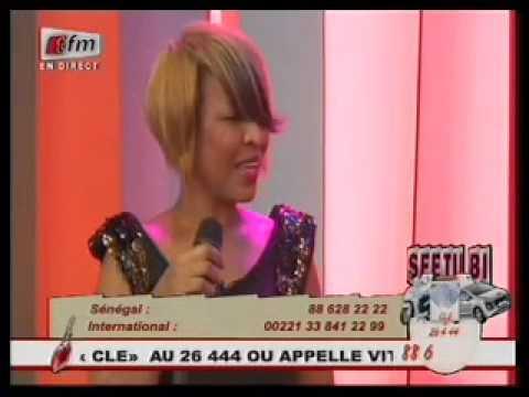 Ngonal avec Viviane Chidid Ndour - 13 Septembre 2013