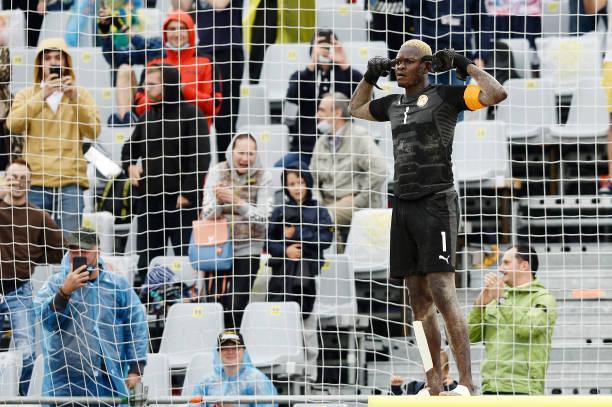 Al Seyni Ndiaye (capitaine des Lions) : «Notre objectif c'est de faire venir le président Macky Sall pour assister à la finale...»