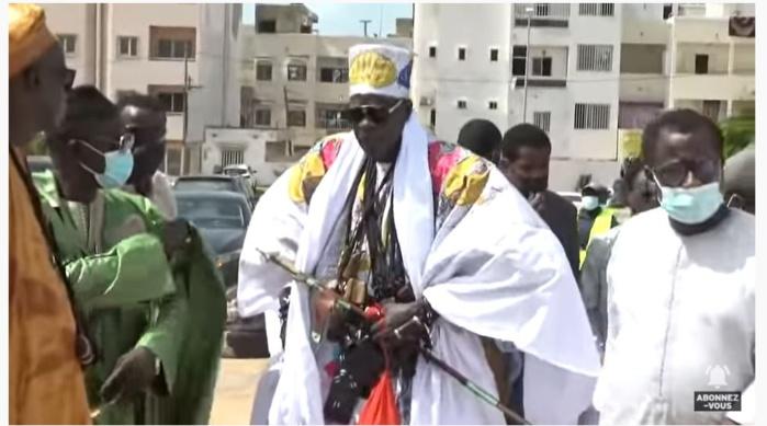Enterrement de Habré : « Il aimait son pays. On le sentait dans ses discussions. Malheureusement à cause des règlements de comptes, on en est arrivé là » (Jaraaf Youssou Ndoye)