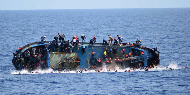 Chavirement d'une pirogue de clandestins au large des côtes Saint-Louisiennes : Un mort et 43 migrants portés disparus ...