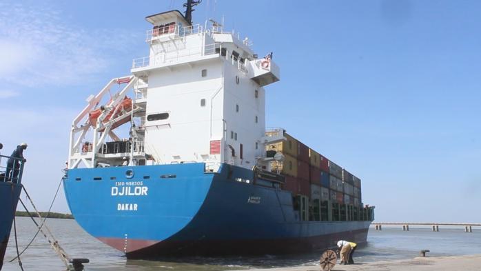 Campagne de commercialisation avec le navire de fret le Djilor : L'alerte d'Amadou Bâ sur l'état inquiétant du navire.