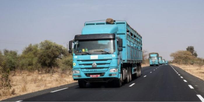 Corridor Dakar-Bamako : Reprise du trafic à la frontière sénégalo-malienne depuis ce samedi matin.