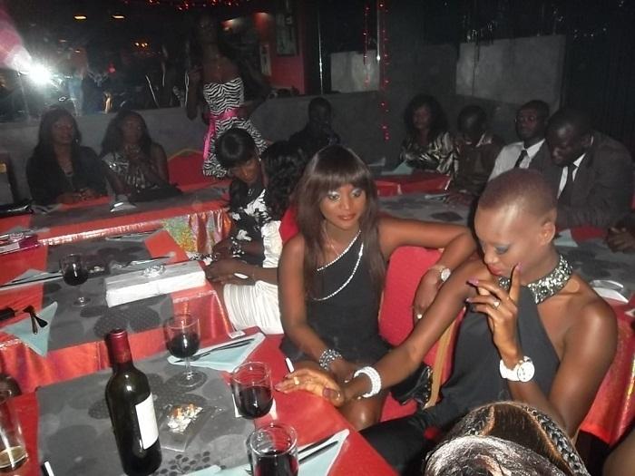 Fleur Mbaye, Mannequin : « Je ne fume pas, ne bois pas. Je ne suis pas non plus une lesbienne »