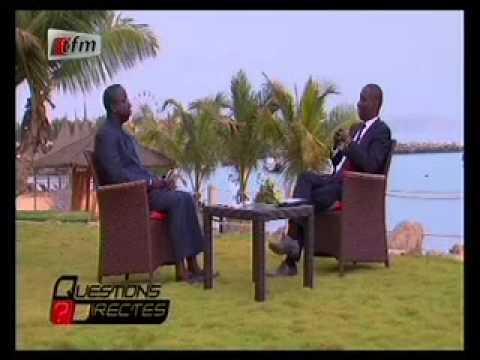 Questions directes - Ousmane Sané Economiste Ex Directeur BRVM - 16 Septembre 2013
