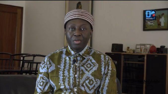 Rappel à Dieu du Khalife des Baye Fall : Mamadou Lamine Diallo présente ses condoléances