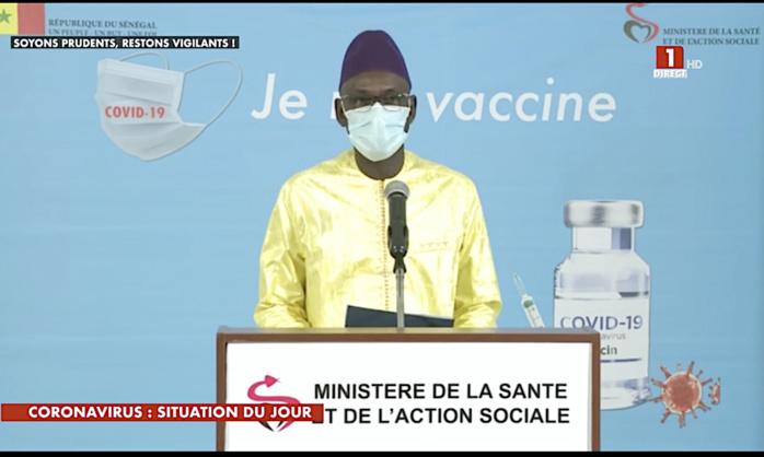 SÉNÉGAL : 115 nouveaux cas testés positifs au coronavirus, 400 nouveaux guéris, 9 nouveaux décès et 35 cas graves en réanimation.