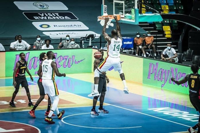 Afrobasket masculin 2021 : Au terme d'un match épique, les lions éliminent l'Angola et filent en demi-finale (79-74).