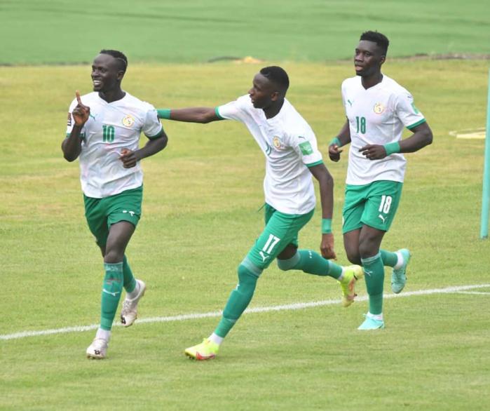 Éliminatoires Coupe du monde Qatar 2022 : Revivez les temps forts du match Sénégal - Togo (Photos)