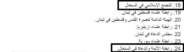 Changement de pouvoir en Afghanistan : Des organisations islamiques du Sénégal parmi les signataires d'un message de félicitations aux Taliban.