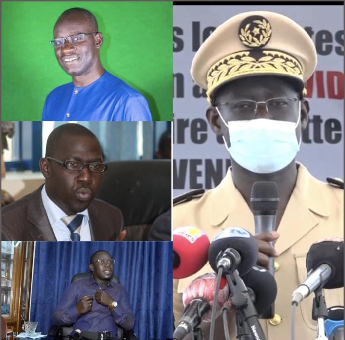 Dessaisissement des maires pour la délivrance des certificats de résidence par le gouverneur de Dakar : Al Hassane Sall divise l'opposition.