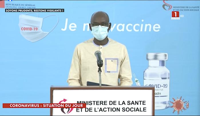 SÉNÉGAL : 57 nouveaux cas testés positifs au coronavirus, 356 nouveaux guéris, 6 nouveaux décès et 35 cas graves en réanimation.