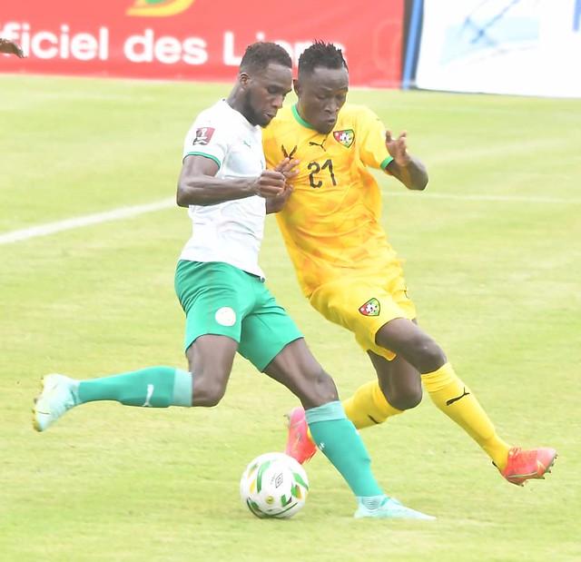« Dans la Tête de Aliou Cissé » : Boulaye Dia, le point d'appui de Sadio Mané.