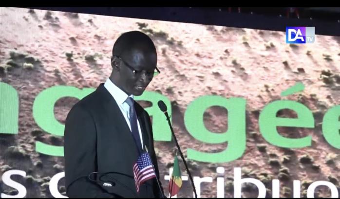 Vol inaugural Dakar-New-York-Washington : Le message d'espoir et de réconfort de Ibrahima Kane, directeur général de Air Sénégal.