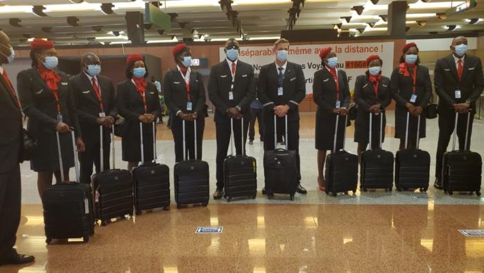 Contribution : Air Sénégal SA et la ligne Dakar New York Baltimore