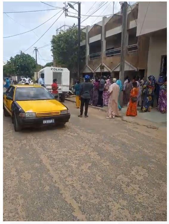 Transferts d'électeurs : Barthélémy Dias accuse le sous-préfet de Grand-Dakar.