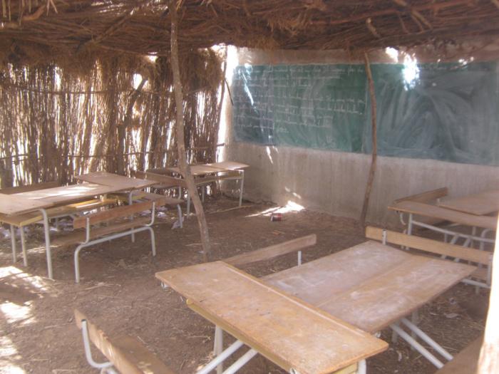 Vélingara : 166 abris provisoires recensés dans le département.