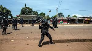 Guinée : des tirs entendus dans le quartier de Kaloum siège du Palais présidentiel
