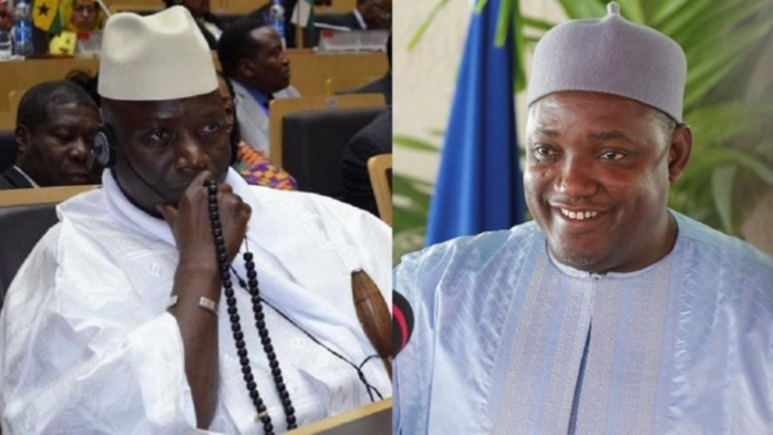 Présidentielle prochaine en Gambie : Alliance entre Adama Barrow et la formation de l'ancien Président Yahya Jammey.