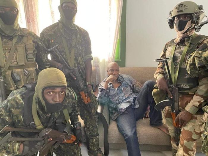 Coup d'Etat en Guinée : les Présidents de l'UA et de la commission de l'UA demandent la libération immédiate du Président Alpha Condé